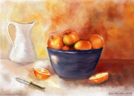 blue-bowl-of-oranges-5x7-final-print